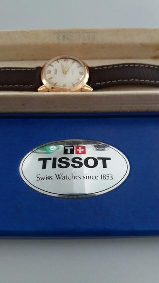 Relogio Tissot E Fils Swiss 0uro 0750 18k
