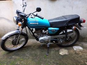 Honda Honda Cg 82, Antiga