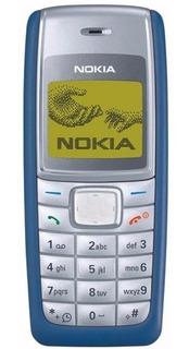 Nokia 1110 Novo Preto Gsm Original- Frete Gratis - Envio Ja