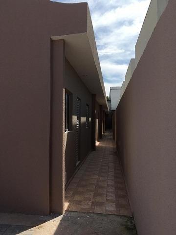 Casa Para Venda, 2 Dormitórios, Botujuru - Mogi Das Cruzes - 3434