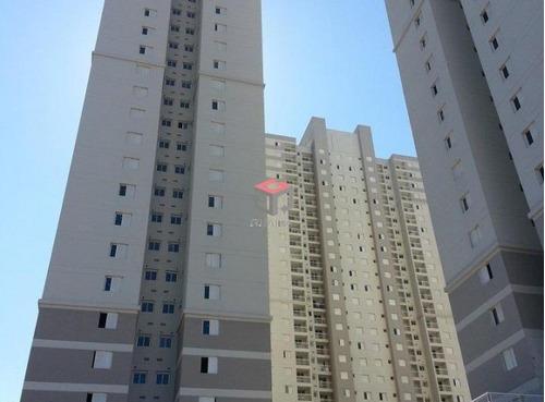 Apartamento À Venda, 2 Quartos, 1 Vaga, Piraporinha - Diadema/sp - 101684