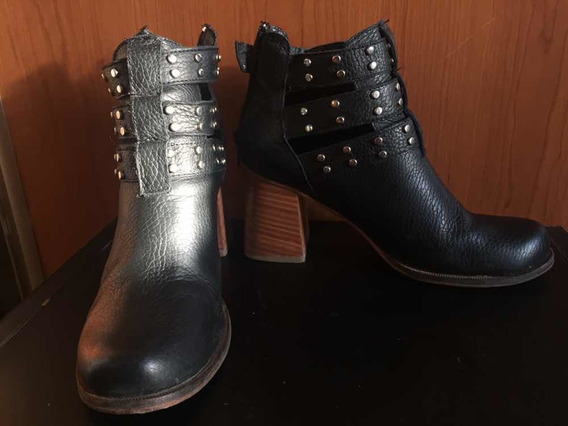 Zapatos De Cuero Talle 36