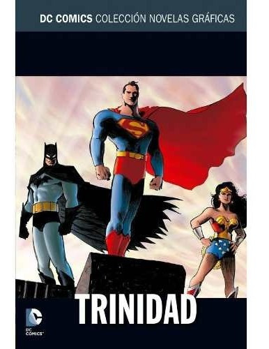 Coleccion Novelas Graficas No.25:trinidad