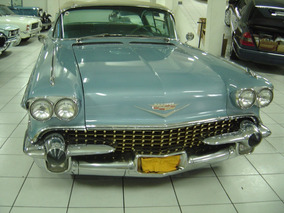Cadillac Eldorado Coupe Deville - Carro De Colecionador -
