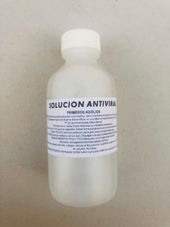 3 Líquidos Antibacterial Tapete Húmedo Limpieza Suela 120ml