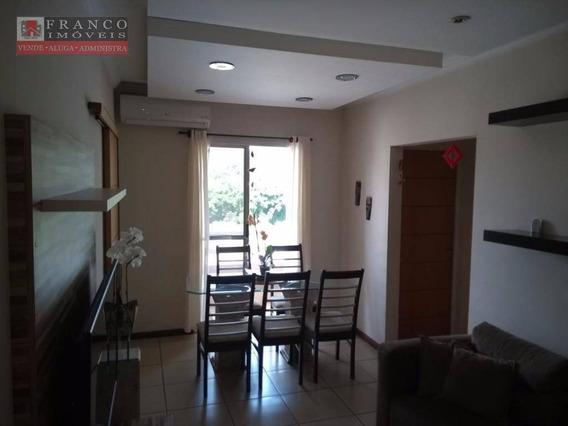 Apartamento Para Locação Em Ótima Localização - Ap0262