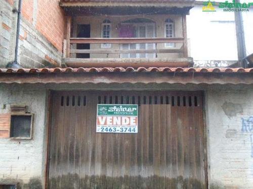 Imagem 1 de 8 de Venda Sobrado 3 Dormitórios Jardim Perobal Arujá R$ 250.000,00 - 29898v