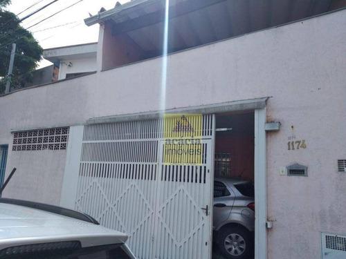 Imagem 1 de 20 de Sobrado Com 3 Dormitórios À Venda, 255 M² Por R$ 650.000,00 - Parque São Domingos - São Paulo/sp - So3112