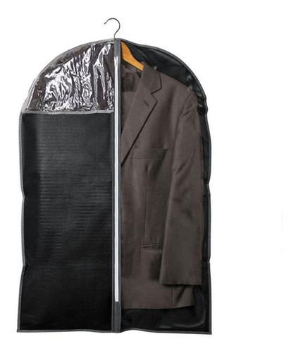 Capa Protetora De Terno C/ Zíper 88x58 Alta Qualidade