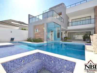 Casa Barra Da Tijuca - Condomínio Quintas Do Rio, 5 Quartos