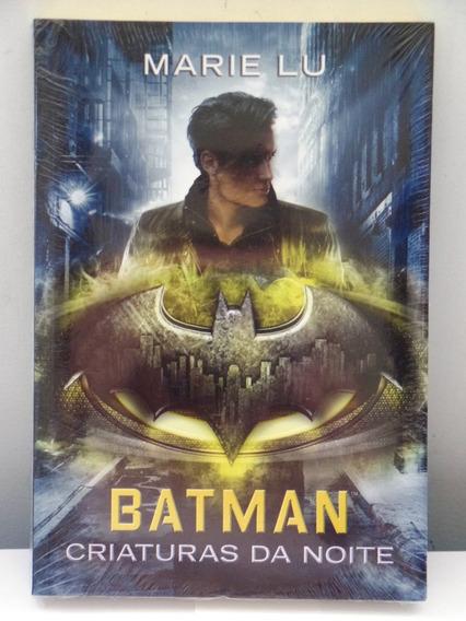 Livro Batman Criaturas Da Noite Coleção Lendas Da Dc Lacrado