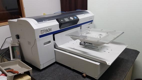 Impressora Textil Epson F2000 Camisetas + Berços Adicionais