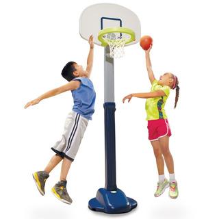Little Tikes Adjust Jam Pro Cancha Baloncesto Niños