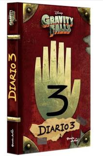 Diario 3- Gravity Falls.