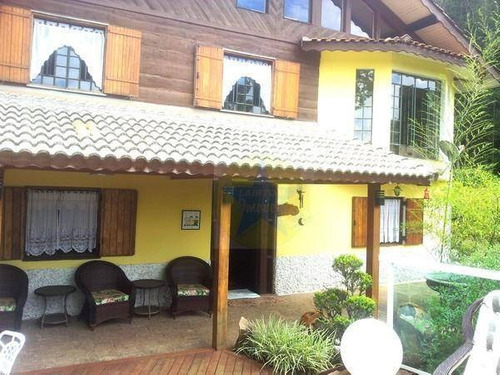 Chácara Residencial À Venda Em Condomínio Fechado, Mairiporã - Ch0842. - Ch0842