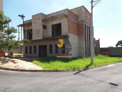 Imagem 1 de 8 de Casa Com 4 Dormitórios À Venda, 340 M² Por R$ 600.000,00 - Vila Rica - Sorocaba/sp - Ca13012