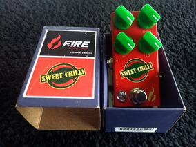 Pedal Overdrive Fire Sweet Chilli