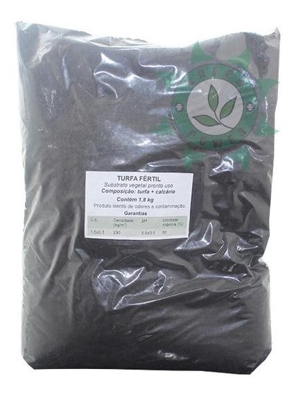 Substrato Turfa 8,4 Litros Cultivo Indoor Grow Sunshine Led