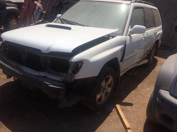 Subaru Forester Añ0 1999 Al 2003 En Desarme