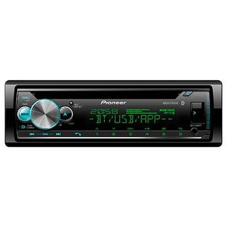 Radio Pioneer Deh-x500bt Club Lights Instalación Gratis