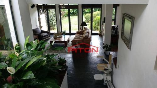 Imagem 1 de 20 de Sobrado Com 4 Dormitórios À Venda, 389 M² Por R$ 3.100.000,00 - Vila Granada - São Paulo/sp - So1783