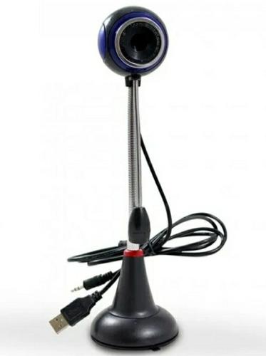 Webcam Com Áudio Integrado Instalação Automátic Envio Rápido