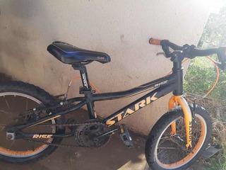 Bicicleta Stark Rise R16 Niño Con Rueditas