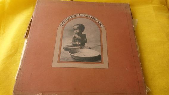 George Harrison Concert For Bangladesh Caixa 3 Lps Brasil