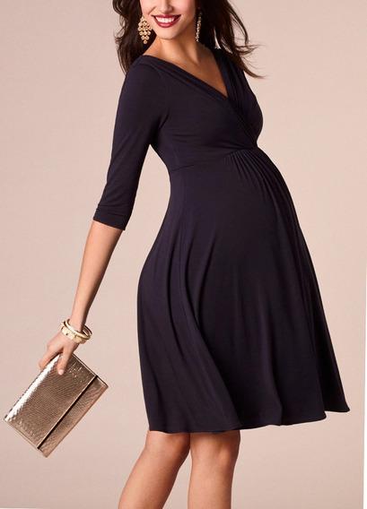 Vestidos De Maternidad Elegantes Ropa Bolsas Y Calzado En