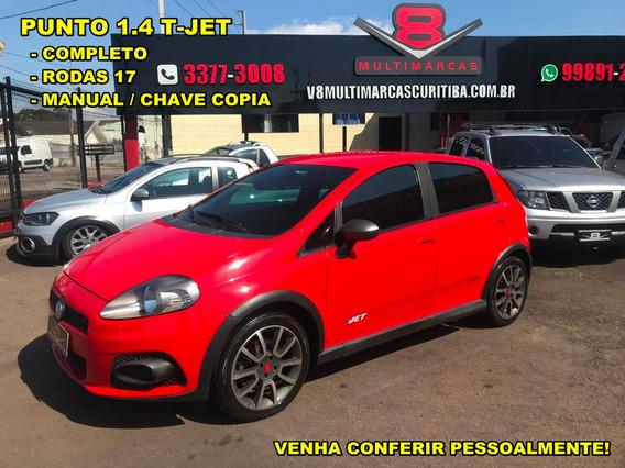 Fiat Punto 1.4 T-jet Comp. (n Stilo Audi Jetta Saveiro)