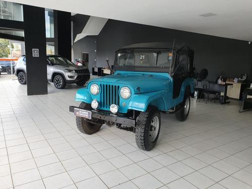 Imagem 1 de 12 de Jeep 71