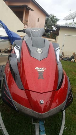 Jet Ski Yamaha Fx Cruiser Sho Turbo Som Jbl Com Carreta