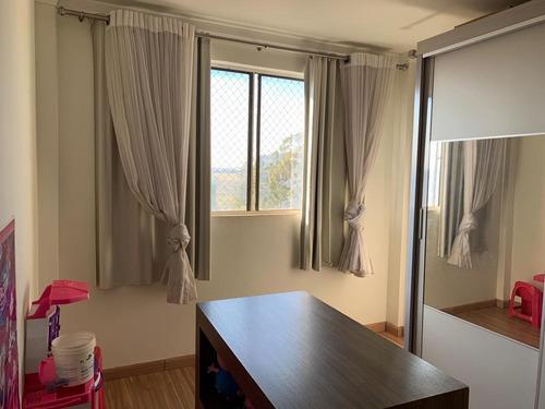 Excelente Apartamento Mobília Completa Inclusive Eletros
