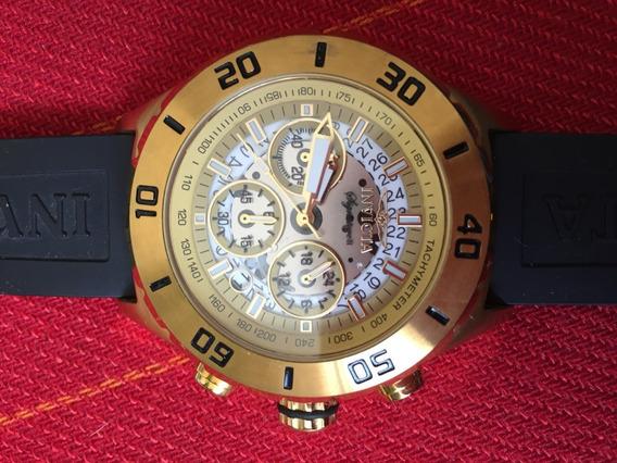 Relógio Invicta Chronograph Mod. 7379 Esqueleto - Enviando