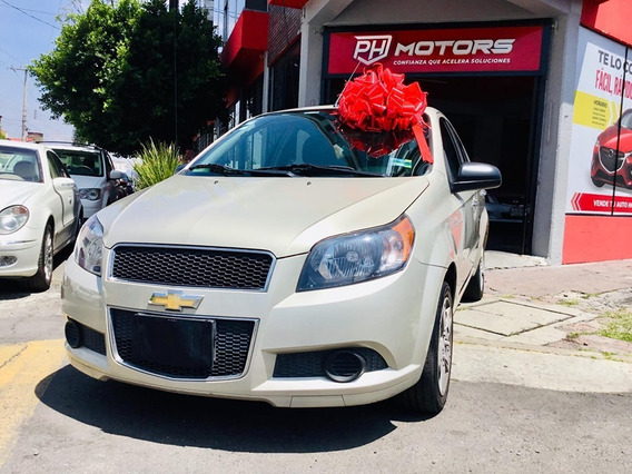 Chevrolet Aveo 2016 Ls