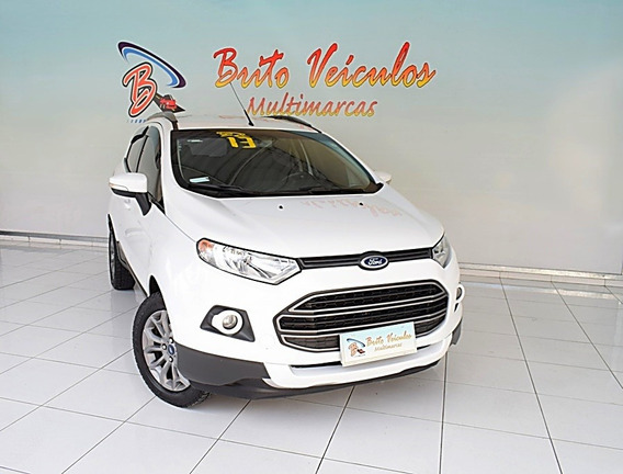 Ford Ecosport 1.6 Freestyle 16v Flex 4p Manual 2013