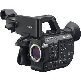 Camera Sony Pxw-fs5 4k Raw