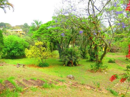 Lindo Terreno À Venda, 6370 M² - Condomínio Vale Da Santa Fé - Vinhedo/sp - Te2442