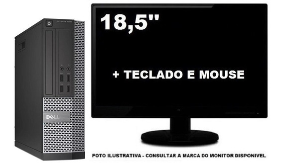 Dell Optiplex 7020 Mini Sff I5 4590 4gb 500gb - Semi Novo