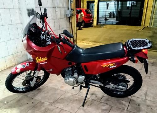 Imagem 1 de 15 de Honda Sahara Nx350 Nx350
