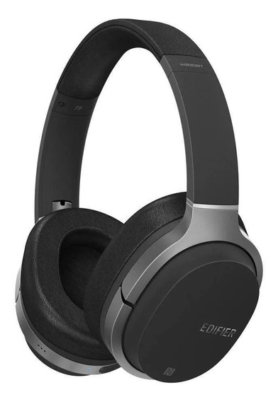 Headphone Edifier W830bt Bluetooth Preto Fone De Ouvido