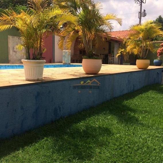 Chácara Com 3 Dormitórios À Venda, 2250 M² Por R$ 480.000 - Pinheirinho - Itu/sp - Ch0126