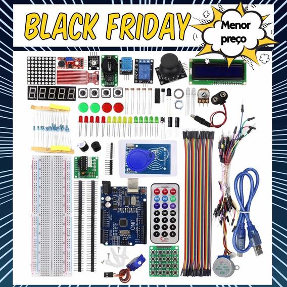Kit Arduino Black Friday Promoção 12x Sem Juros