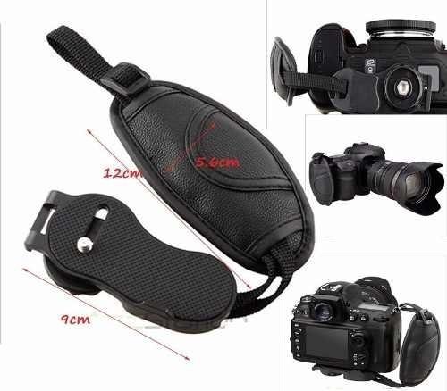 Alça Mão Universal Para Câmera Dslr Alta Qualidade