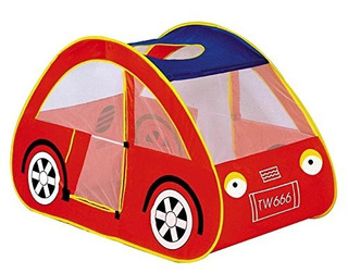 Chezmax Kids Pop-up Car Play Carpa Con Entrada Lateral Para