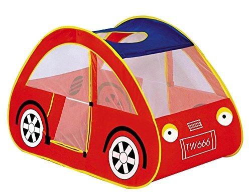 Chezmax Kids Pop-up Car Play Carpa Con Entrada Lateral Para