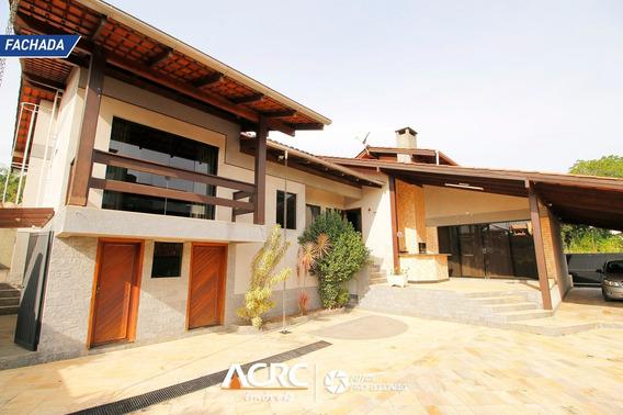 Acrc Imóveis - Casa Para Locação No Bairro Escola Agrícola, Com 03 Dormitórios Sendo 01 Suíte E 02 Vagas De Garagem - Ca01385 - 67862248