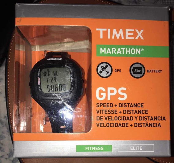 Relógio Timex Masculino Marathon Gps T5k661