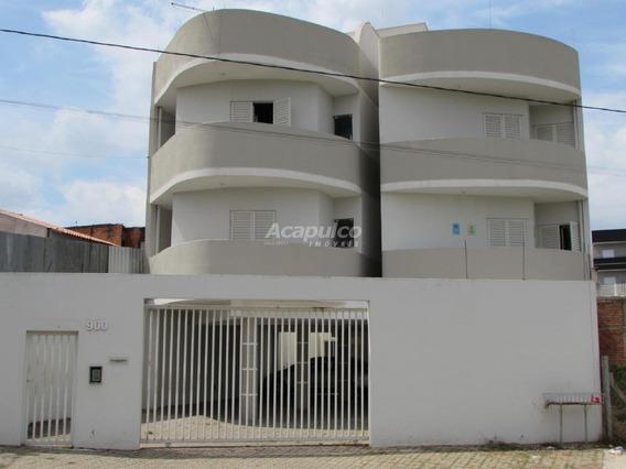Apartamento Para Aluguel, 2 Quartos, 1 Vaga, Parque Nova Carioba - Americana/sp - 4060
