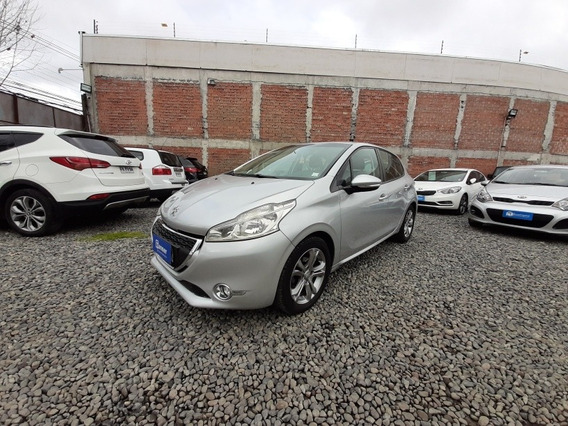 Peugeot 208 Diésel Año 2015